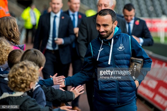 Leon Britton claims 'win was for the fans'