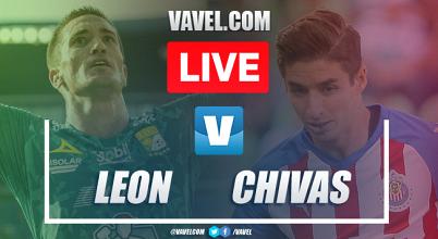 Goals and Highlights: Leon 4-3 Chivas de Guadalajara, 2019 Liga MX.
