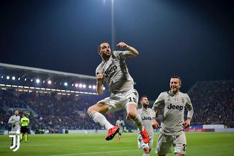 Serie A- Bonucci e Kean puniscono il Cagliari, la Juventus espugna la Sardegna Arena (0-2)