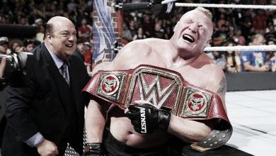 Lesnar se impone a todo para retener el título