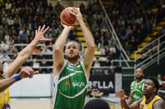 Legabasket: Fitipaldo e Leunen in cattedra, Avellino ferma Torino