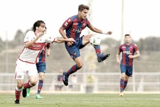Empate sin goles entre el Atlético Levante y la UD Sanse