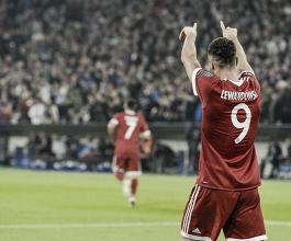 Bayern gana cómodamente