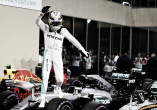 Los jefes de equipo votan a Lewis Hamilton como mejor piloto de 2016