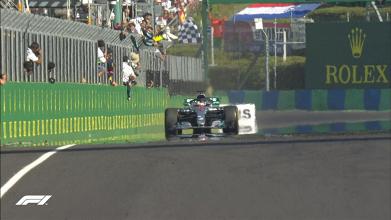 F1, Gp di Ungheria: Hamilton vince e allunga, Vettel solo secondo. Le parole dei primi tre dal podio
