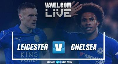 Resumen del Leicester 1-2 Chelsea en FA Cup 2018