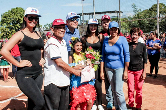 Inició el Campeonato Estadal categoría Infantil AA de AsoAragua