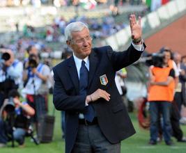 """Italia, Lippi risponde a Tavecchio: """"Scelta Ventura? Mi sembra non abbia buona memoria"""""""