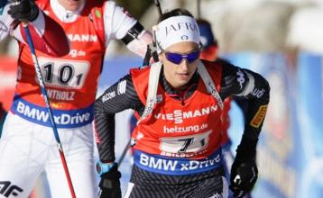 Biathlon, inseguimento donne Le Grand Bornard: è podio per Lisa Vittozzi. Vince Dahlmeier su Kuzmina
