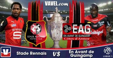 Live Coupe de France : la finale En Avant Guingamp - Stade Rennais en direct