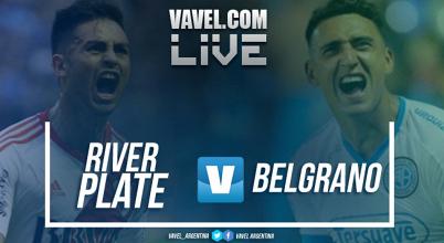 River doblega a Belgrano en el Monumental (3-1)
