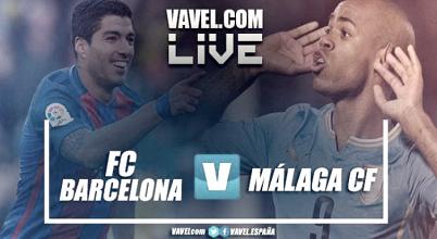 Resumen FC Barcelona - Málaga CF en la 9ª jornada de La Liga 2017