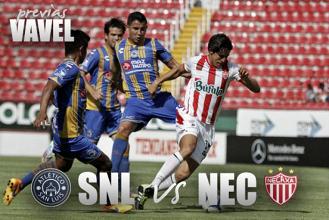 Previa Atlético San Luis - Necaxa: los Rayos buscan prolongar su invicto
