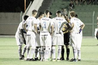 União Mogi x Grêmio pela Copa São Paulo de Futebol Júnior 2018 (0-3)