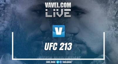Robert Whittaker vence Yoel Romero no UFC 213