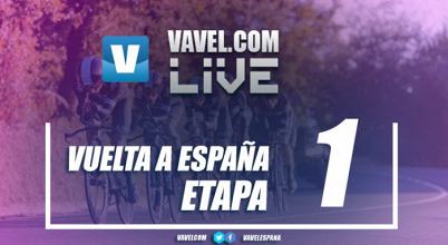 Resumen de la etapa 1 de la Vuelta a España 2017: BMC se sobrepone y triunfa en Nîmes