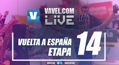 Resultado de la decimocuarta etapa de la Vuelta a España 2017: Majka brilla en La Pandera y Froome resiste a Nibali