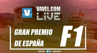 Carrera GP de España 2017 de F1 en vivo ahora