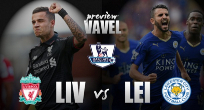 Boxing Day Preview, Liverpool vs Leicester City