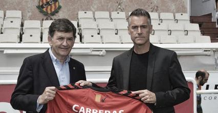 """Lluís Carreras: """"Éste es un proyecto que puede durar muchos años."""""""