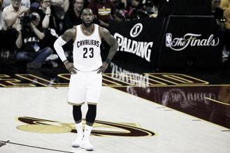 NBA Finals - Il dominio di LeBron James, con o senza anello