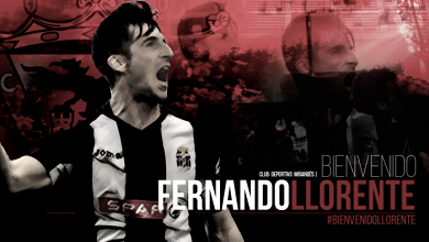 El Mirandés se refuerza con Fernando Llorente