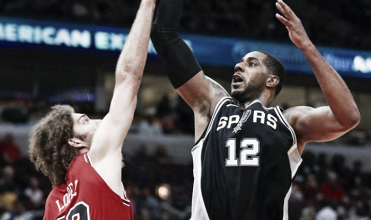 NBA, successi esterni per Spurs e Pistons a Chicago e New York