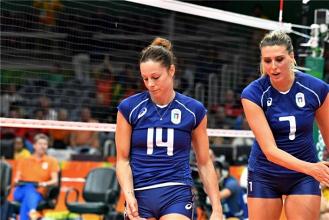 Rio 2016 Volley F - L'analisi della crisi dell'Italia