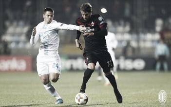 Rijeka - Milan finisce 2 a 0. Rossoneri sconfitti ma primi nel girone