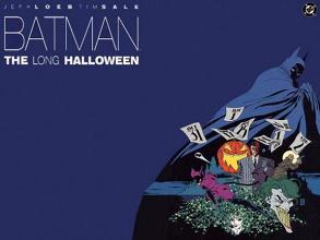"Comic Book Wednesday: Batman ""Long Halloween"""
