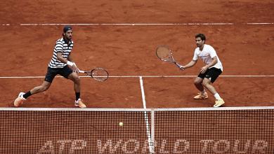 Presencia española en las semifinales de dobles