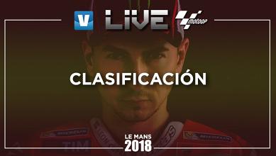 Resumen clasificación GP de Catalunya 2018 de MotoGP