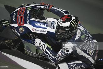 MotoGP: Lorenzo lidera os primeiros treinos livres da temporada.