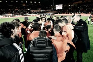 Resumen Troyes 2-1 Lorient en Playoff Ligue 1: la clase de Nivet decide un ajustado duelo