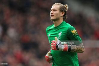 Liverpool goalkeeper Loris Karius: 'first-half performance cost us'