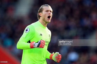 """That's my job"" says Karius following positive game against Southampton"