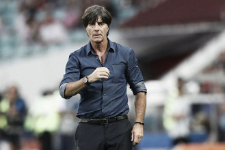 "Löw: ""Queremos estar en la final"""