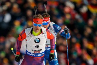 Biathlon, Hochfilzen 2017: Individuale maschile, sorpresa Bailey