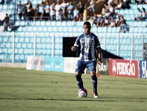 Fora da relação nos últimos dois jogos, Luanzinho viaja à Goiânia para jogo da Copa do Brasil