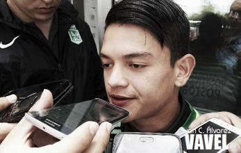 """Ronaldo Lucena: """"Si yo vine al equipo es porque tengo condiciones y debo ganarme un puesto"""""""
