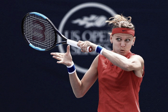 WTA Rogers Cup: Lucie Safarova progresses to quarterfinals with impressive win over Makarova