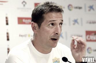 """Ramis: """"Tenemos muchas ideas con el balón pero en algunos momentos nos falta contundencia defensiva"""""""