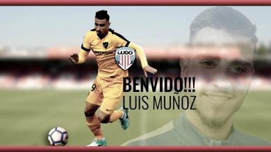 Luis Muñoz, más que juventud