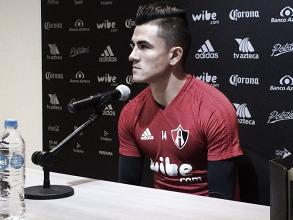 """Luis Reyes: """"Estoy motivado por regresar a defender los colores de Atlas"""""""