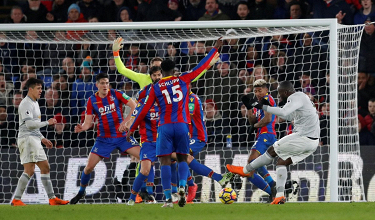 Premier League, Crystal Palace - Manchester United: Matic ribalta tutto! Mou vince in extremis