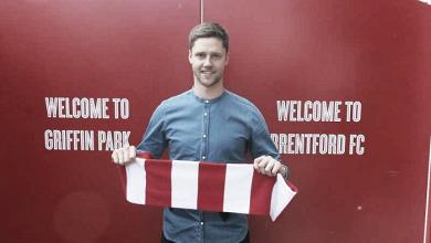 Luke Daniels, nuevo jugador del Brentford