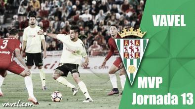Luso, MVP del Córdoba CF ante el Almería según los lectores de VAVEL.com