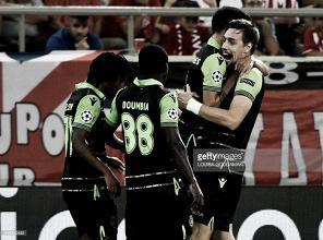 Champions League: Leão conquista o Império Grego
