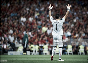 Buffon atinge as 170 internacionalizações