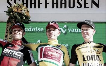 Tour de Suisse: Spilak foi o mais forte